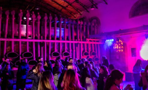 Late night events στο Βιομηχανικό Μουσείο Φωταερίου