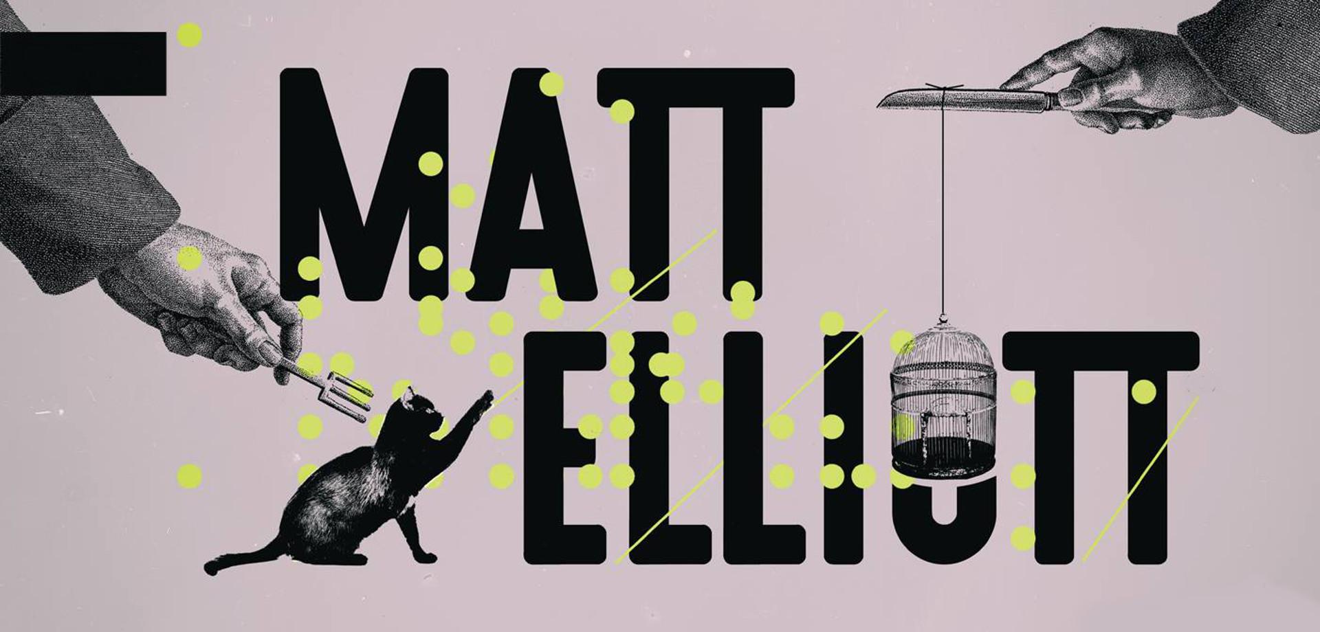 Matt Elliott live