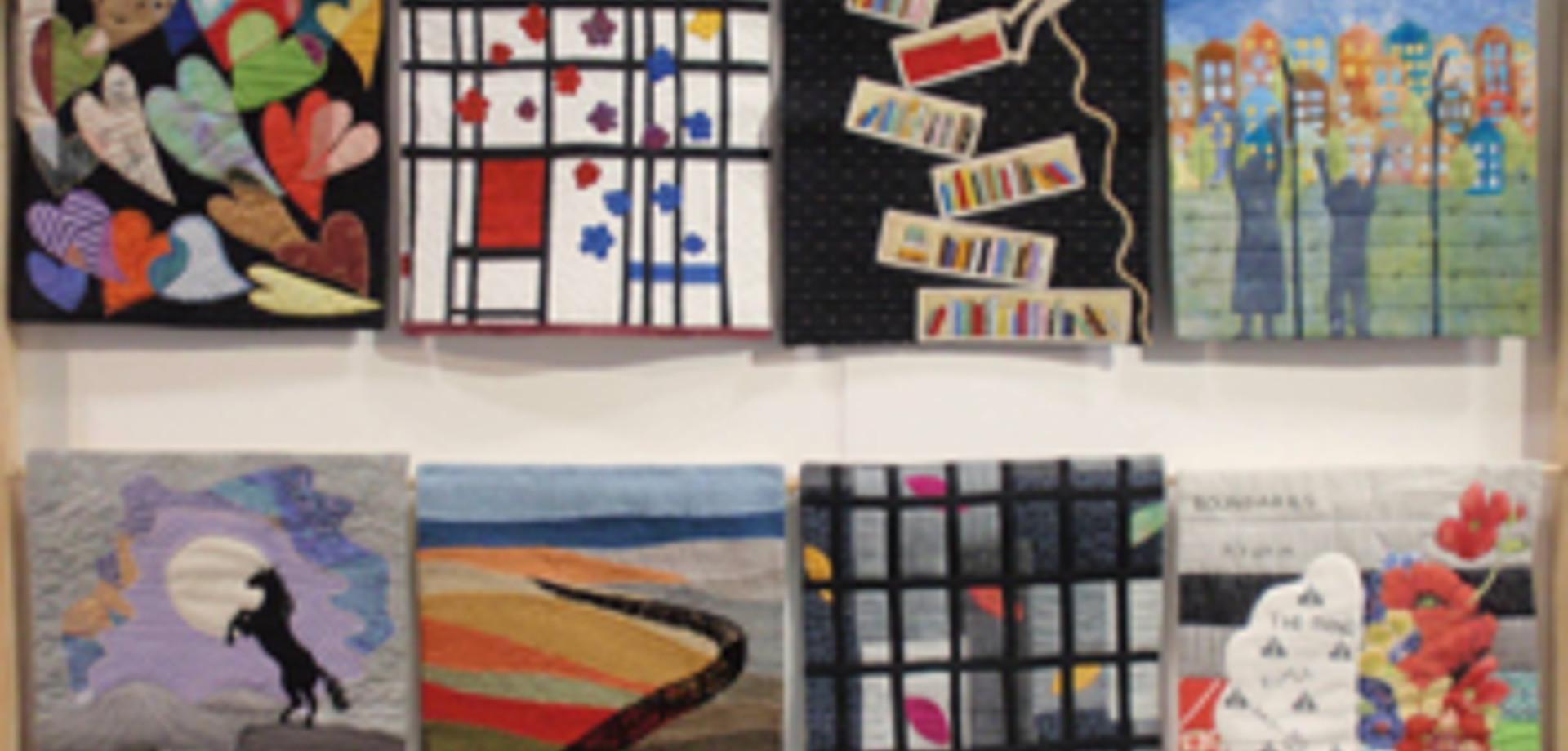 """""""Όρια - Boundaries"""": Η τέχνη του Πάτσγουορκ"""
