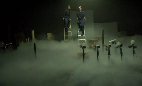 Το κορίτσι από το εργοστάσιο της ομίχλης