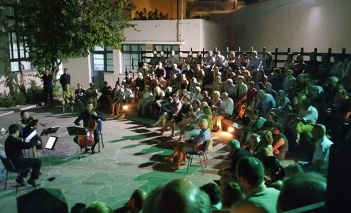 9o Φεστιβάλ Μουσικής Δωματίου Σαρωνικού
