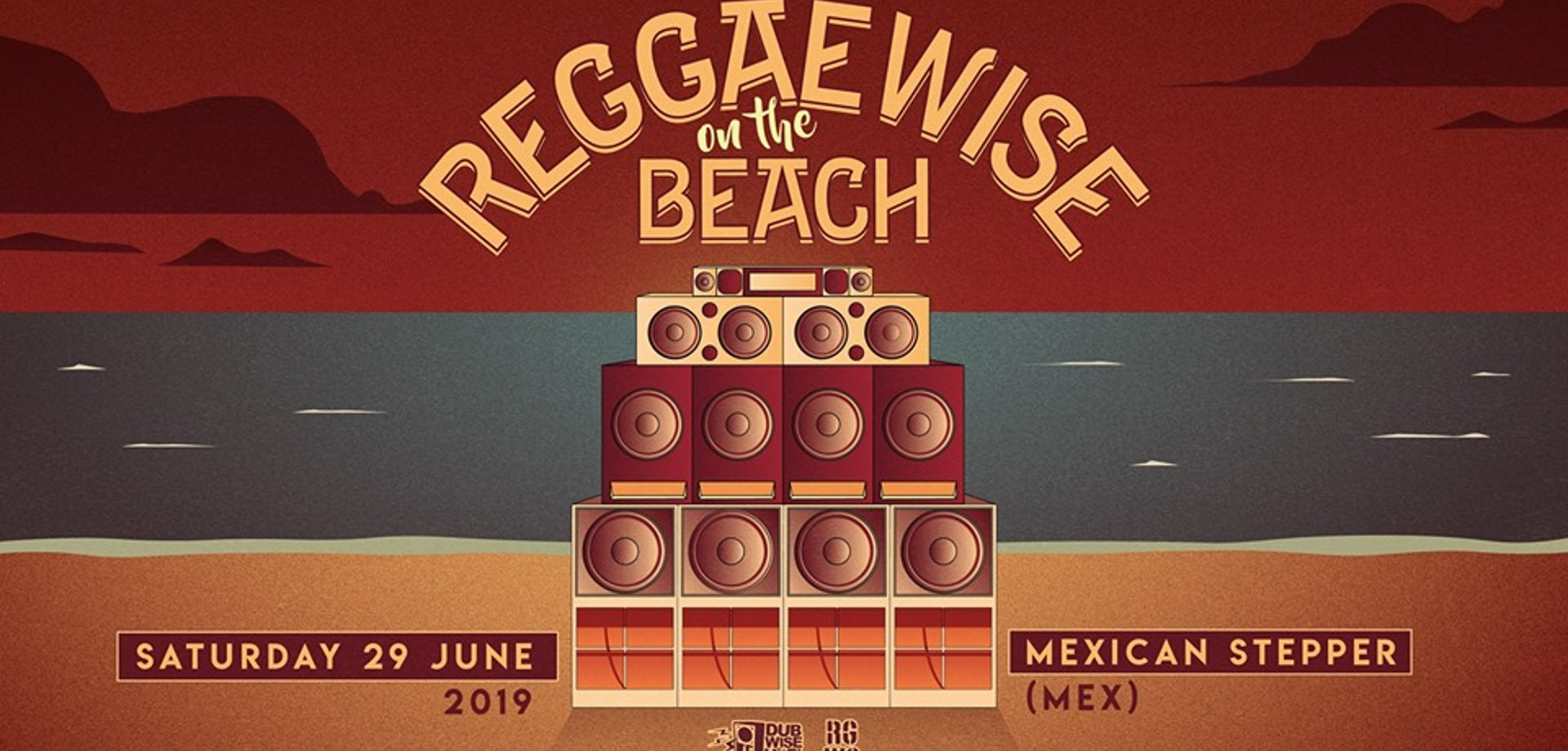 Reggaewise on the Beach