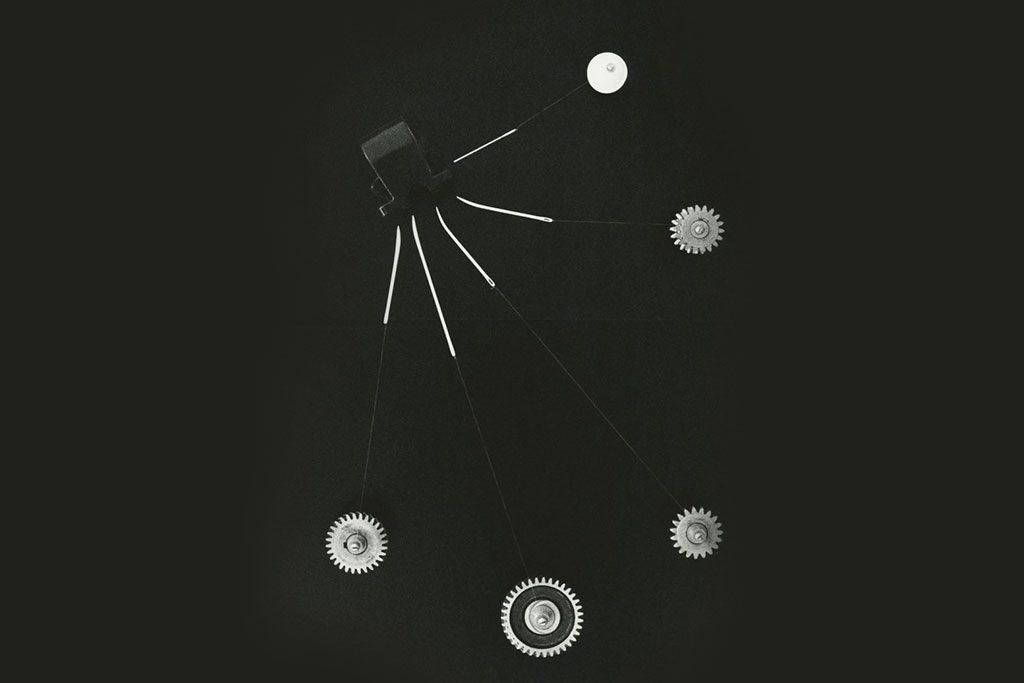 TELESCULPTURE c. 1963-1972