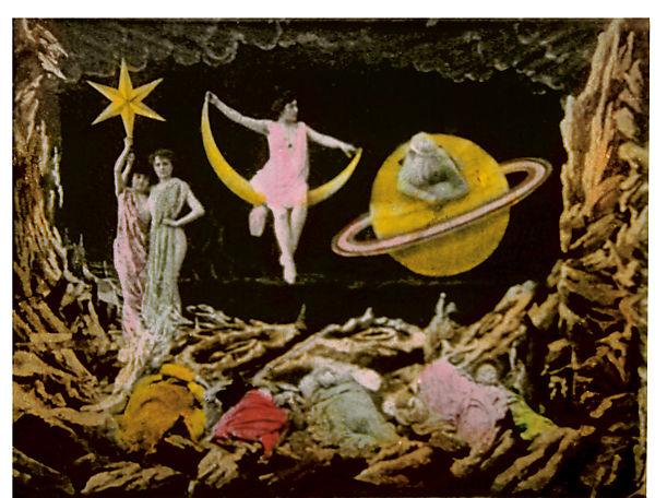 A Trip to the Moon (Le Voyage dans la lune),1902 Marie-Georges-Jean Méliès
