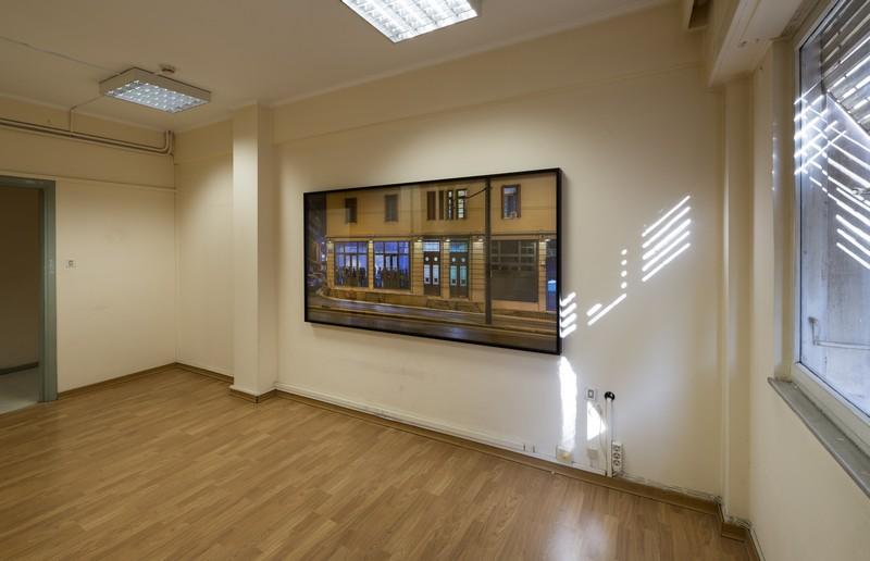 Installation view Pireos 123, 2019 Πάνος Κοκκινιάς | Stock Images | Έργο στην Πόλη 2019 Ευγενική παραχώρηση του ΝΕΟΝ και του καλλιτέχνη © Πάνος Κοκκινιάς