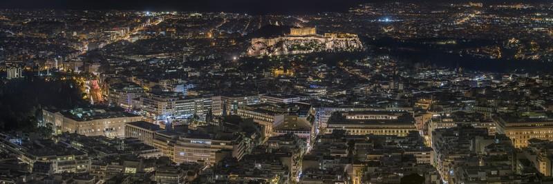 Athens, 2018 Digital Inkjet Archival Print Πάνος Κοκκινιάς | Stock Images | Έργο στην Πόλη 2019 Ευγενική παραχώρηση του ΝΕΟΝ και του καλλιτέχνη © Πάνος Κοκκινιάς