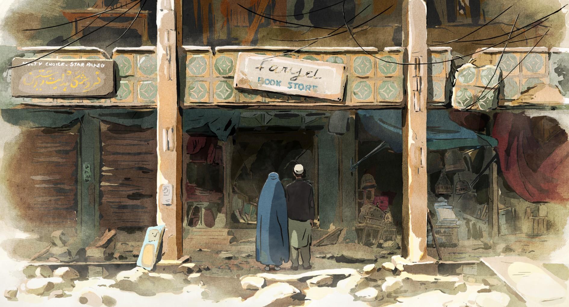 ΤΑ ΧΕΛΙΔΟΝΙΑ ΤΗΣ ΚΑΜΠΟΥΛ σε σκηνοθεσία των Ζαμπού Μπρετμάν και Ελεά Γκομπέ – Μεβεγιέκ (
