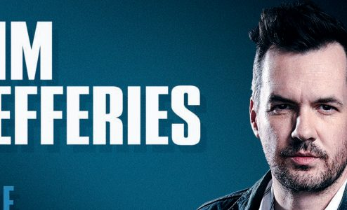 """The Night Talker Tour"" Jim Jefferies Gazi Live"