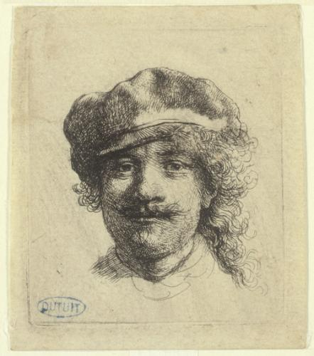 Rembrandt (Rembrandt Harmensz Van Rijn, dit) (Leyde (Leiden), 15–07–1606 - Amsterdam, 04–10–1669), aquafortiste
