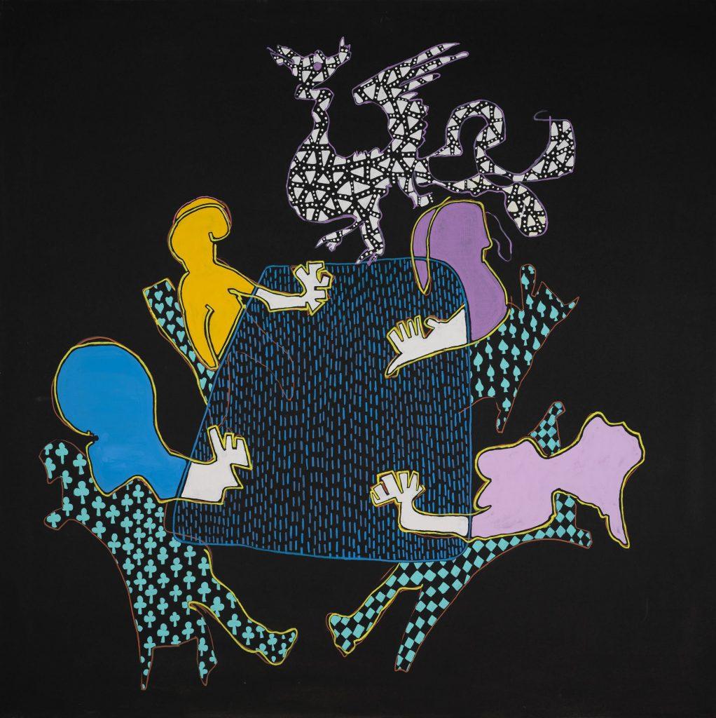"""""""neo-mythical"""": Η ατομική έκθεση του Iάσονα Βενετσανόπουλου στην Αίθουσα Τέχνης Αθηνών"""
