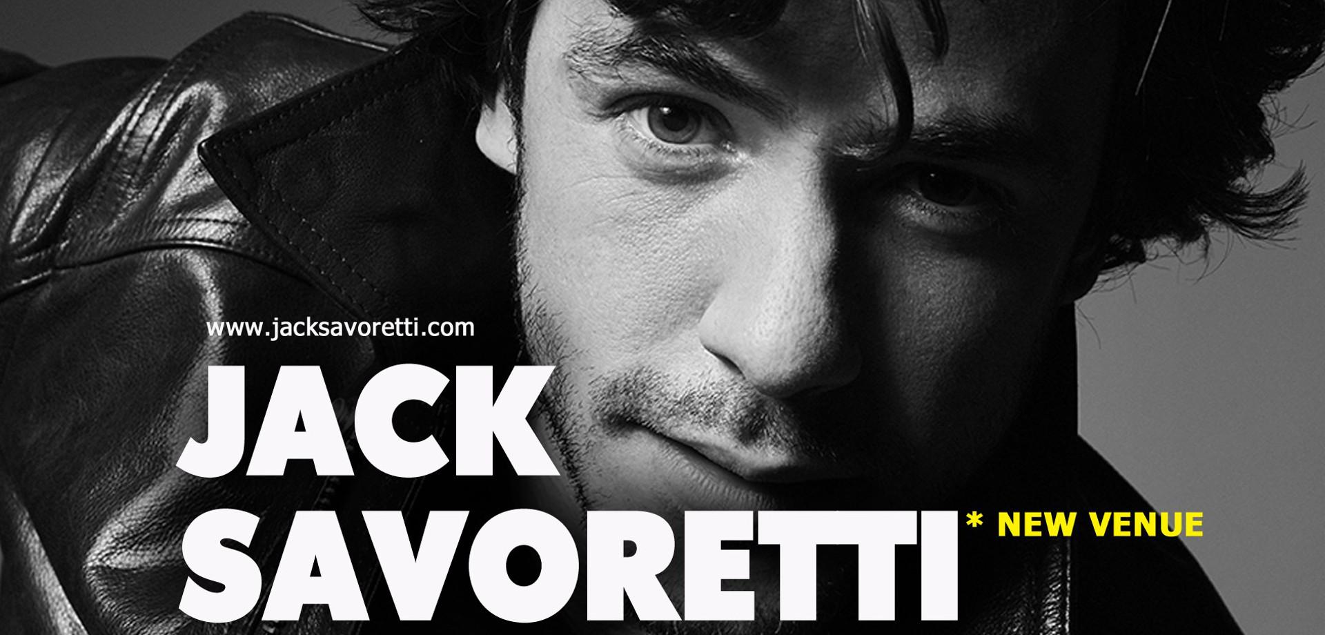 Ο Jack Savoretti έρχεται στο Gazi Music Hall
