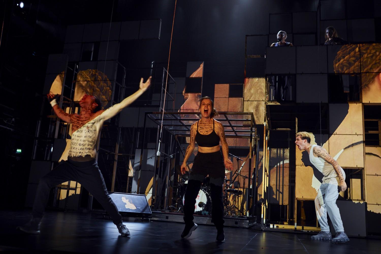 Münchner Kammerspiele – Christopher Rüping Dionysos Stadt Η πόλη του Διονύσου