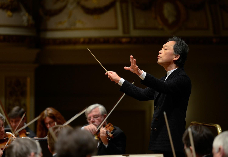 Staatskapelle Dresden – Myung-Whun Chung – Emanuel Ax Έργα Μπετόβεν, Μπραμς