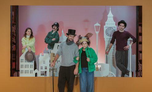 Οι γιορτινές θεατρικές παραστάσεις του ΚΠΙΣΝ για όλη την οικογένεια