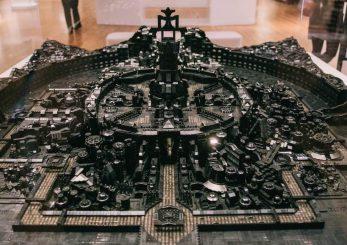 Μουσείο Αγά Χαν lego
