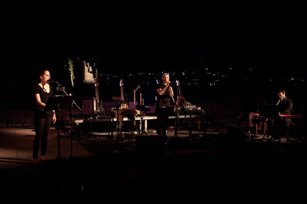 """Αλκίνοος Ιωαννίδης """"Live Looping"""""""