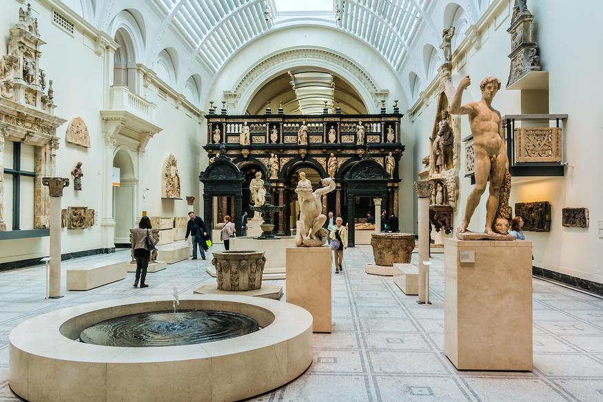Μουσείο Victoria and Albert