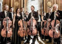 THE 12 CELLISTS
