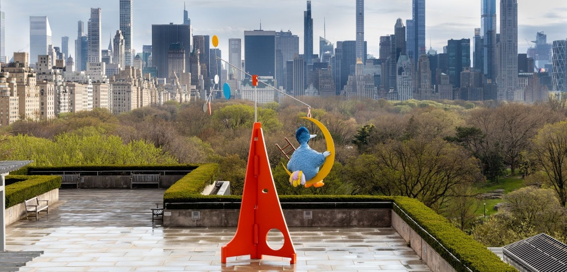 Μπλε Πουλί Μητροπολιτικό Μουσείο Νέας Υόρκης