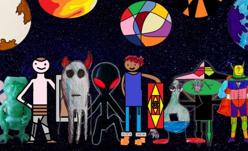 Space Parkour