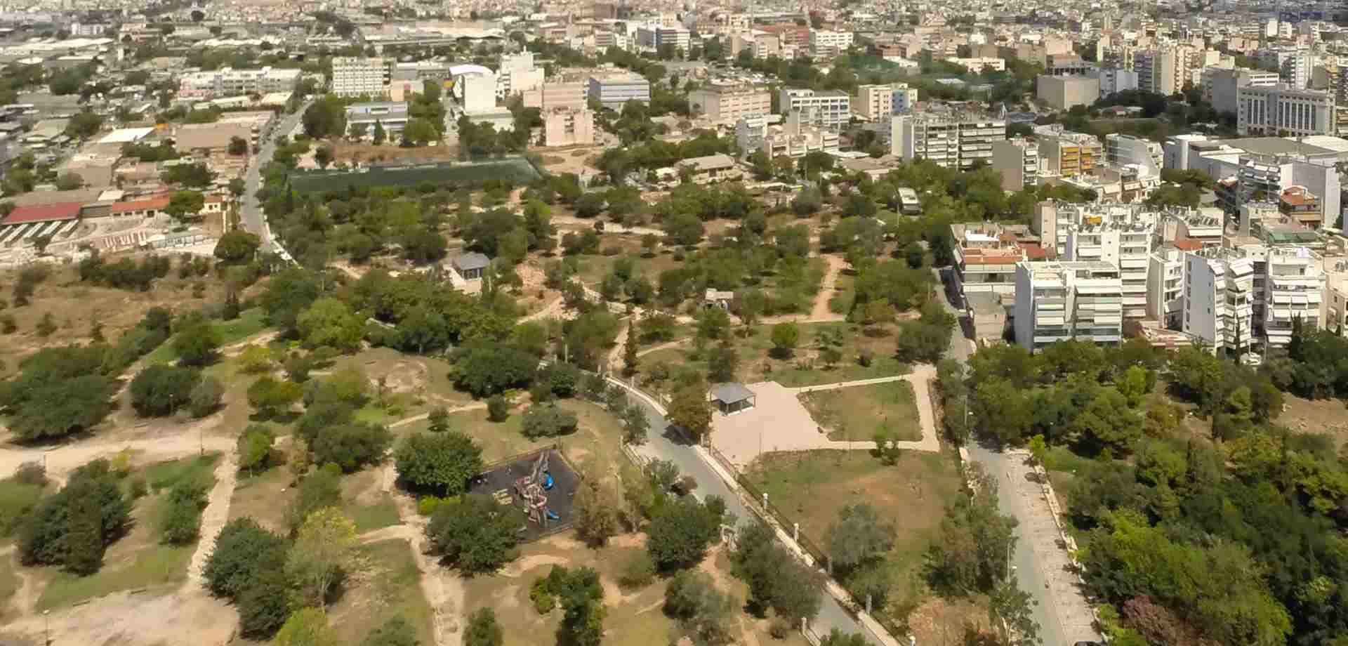 Αναδεικνύεται η Ακαδημία Πλάτωνος_Δημιουργείται το Αρχαιολογικό Μουσείο Αθήνας