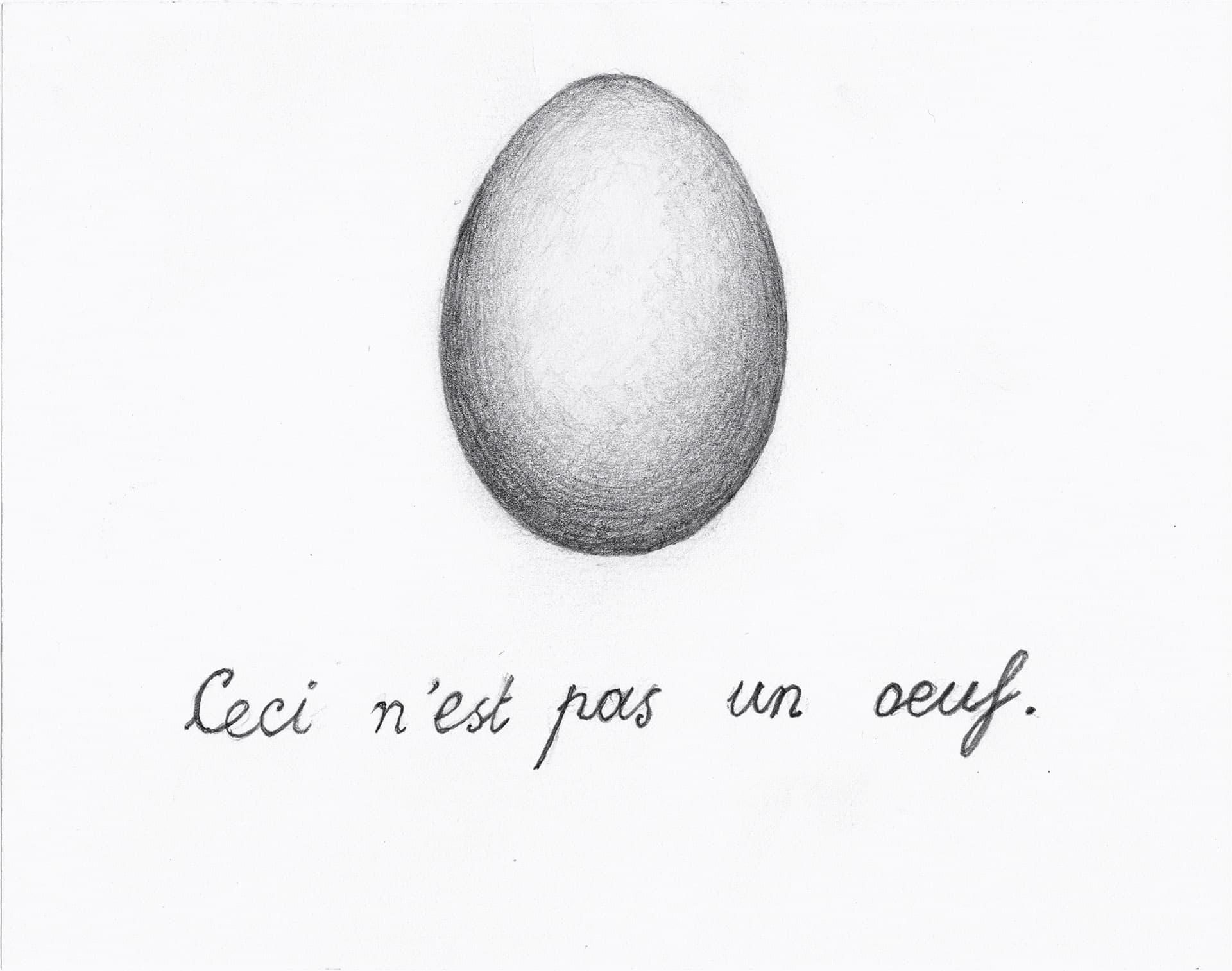 Αυγό ως Εγώ