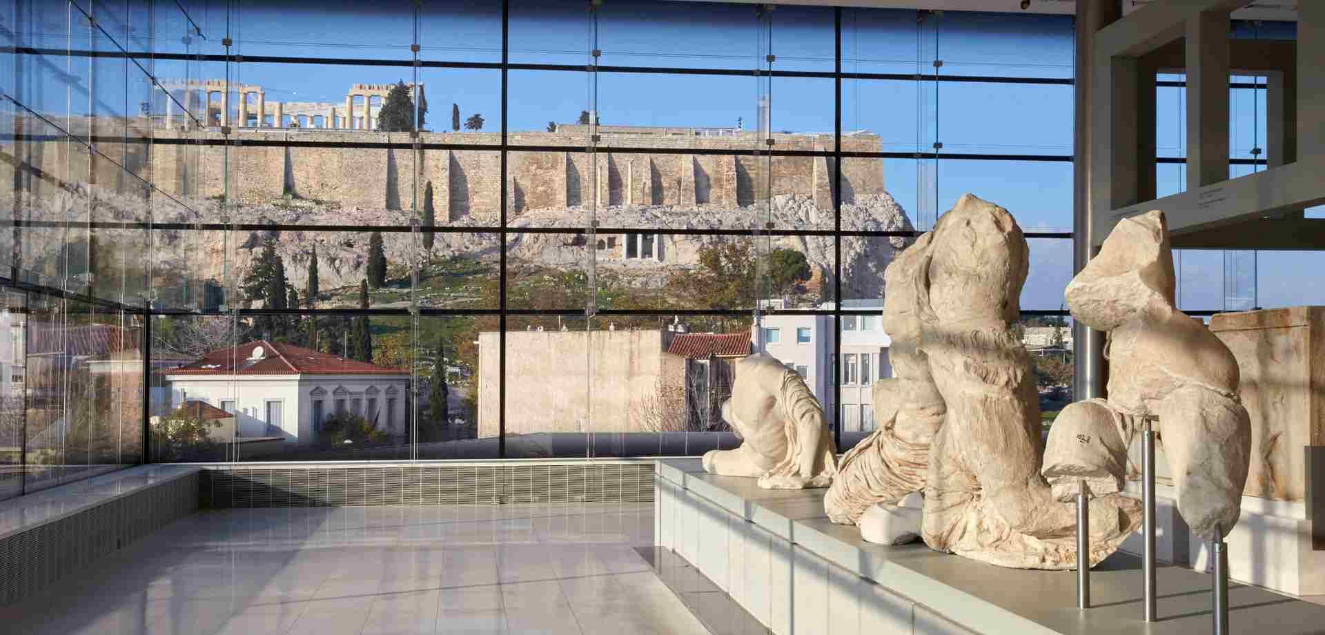 Διεθνής Ημέρα Μουσείων 2021 στο Μουσείο Ακρόπολης