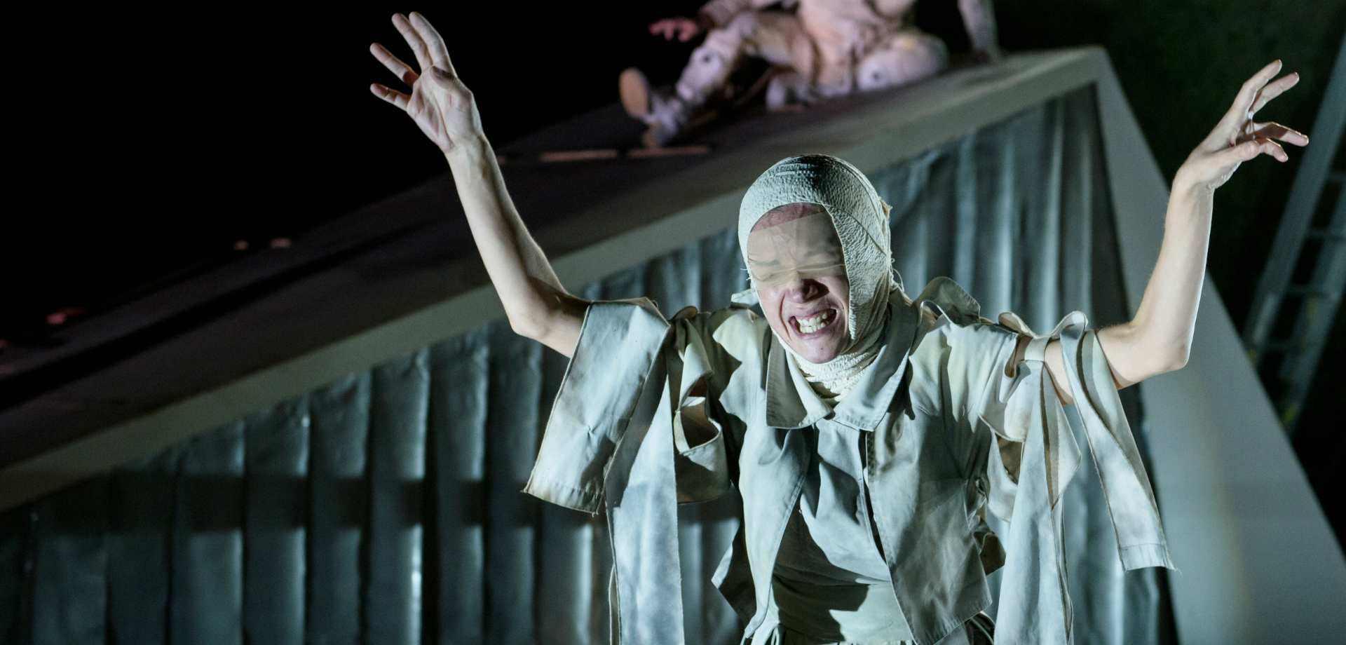 «Βάκχες» του Ευριπίδη σε σκηνοθεσία Νικαίτης Κοντούρη