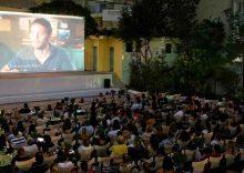 «Ταινίες παντού» στον σινεφίλ Δήμο Κερατσινίου - Δραπετσώνας