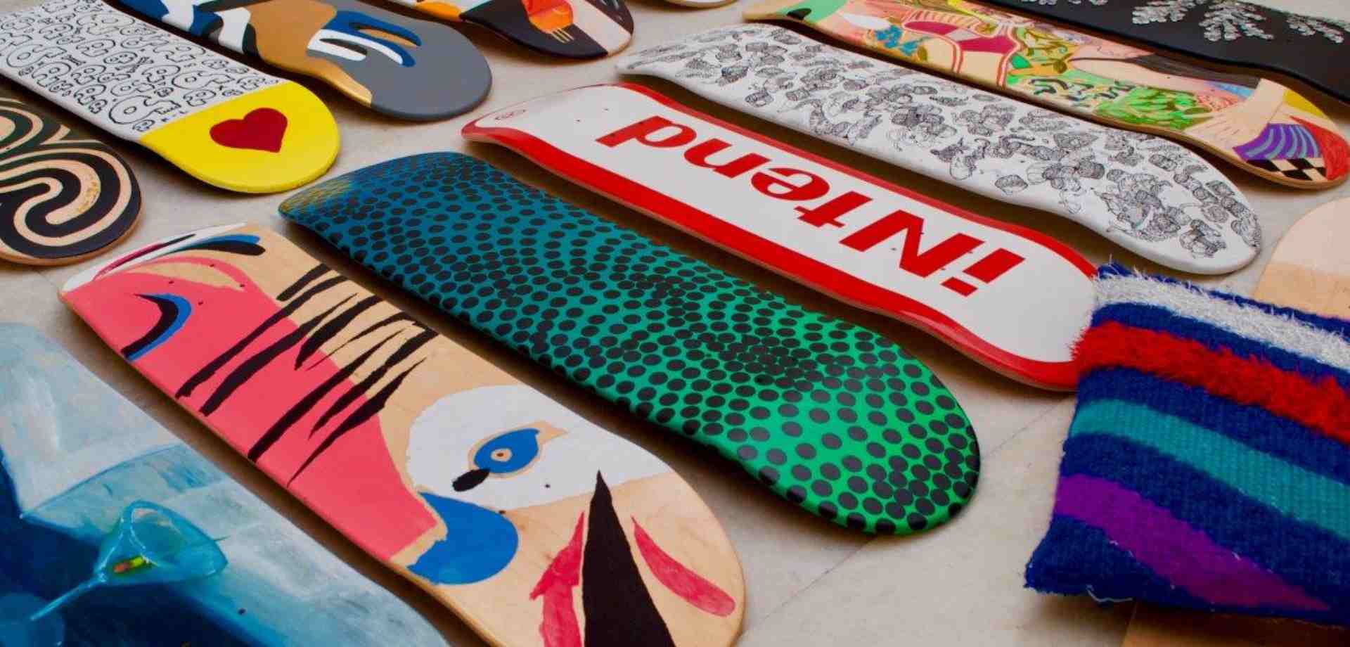 Art on Boards | The Skate Project