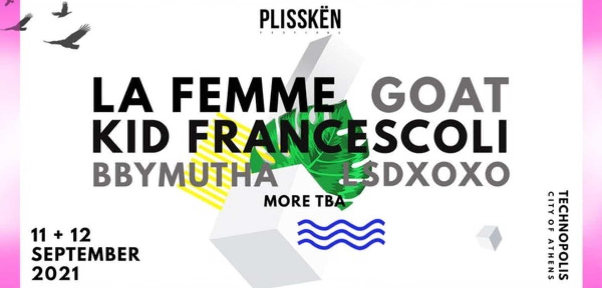 Plisskën Festival 2021