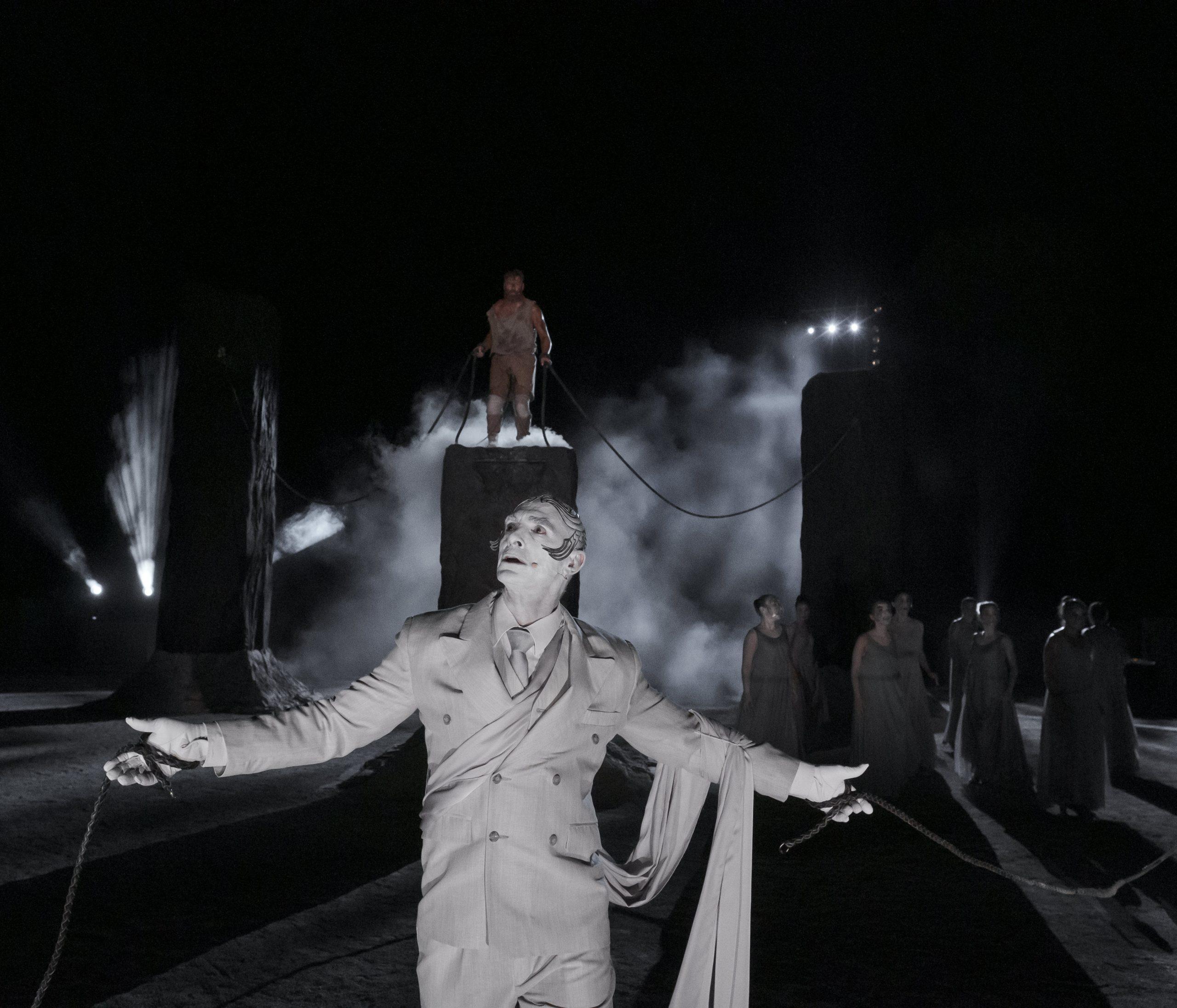 Προμηθέας Δεσμώτης, Άρης Μπινιάρης