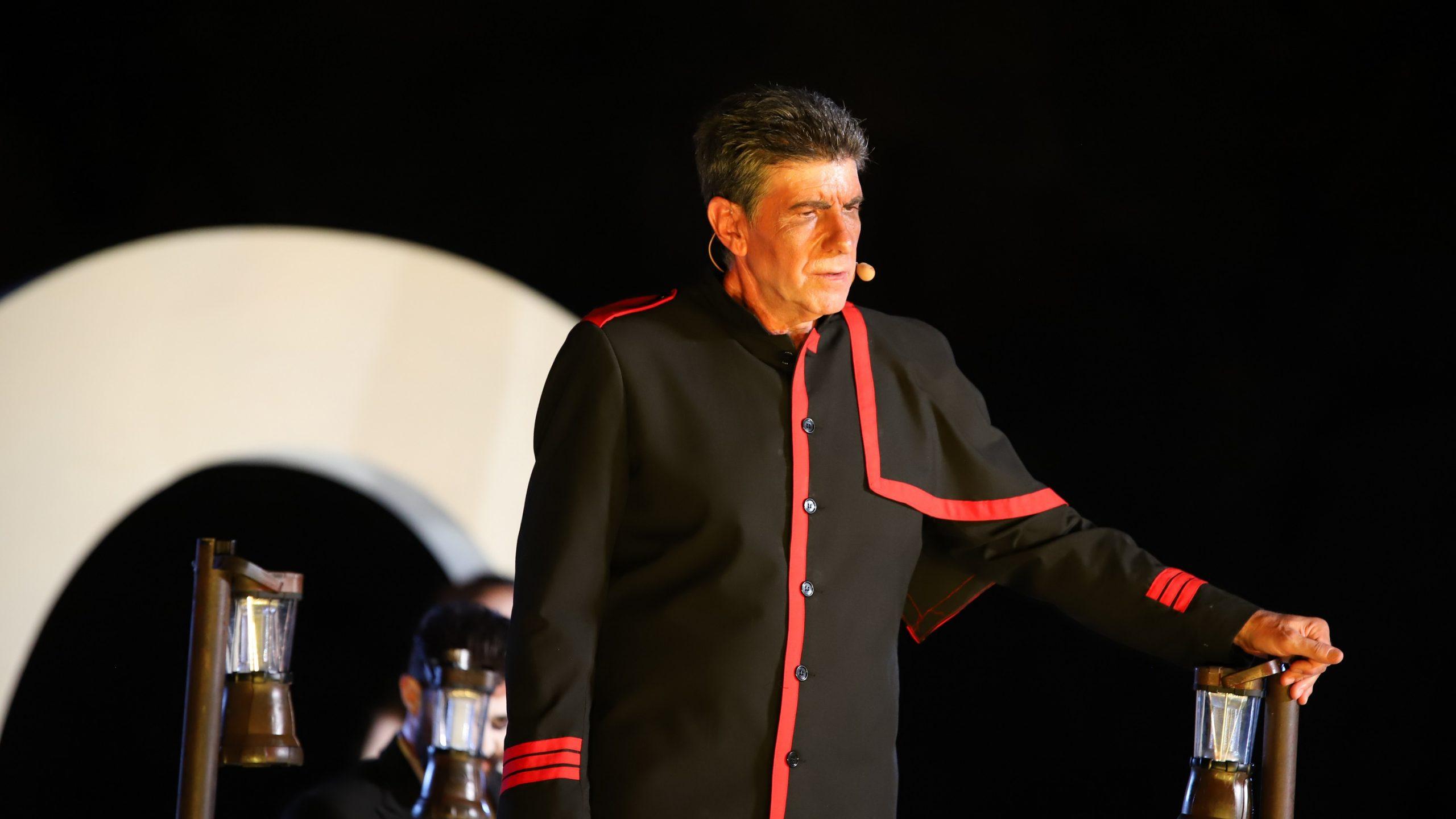 Οθέλλος - Γιάννης Μπέζος
