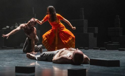 Akram Khan - «Ξορκίζοντας το Κακό»