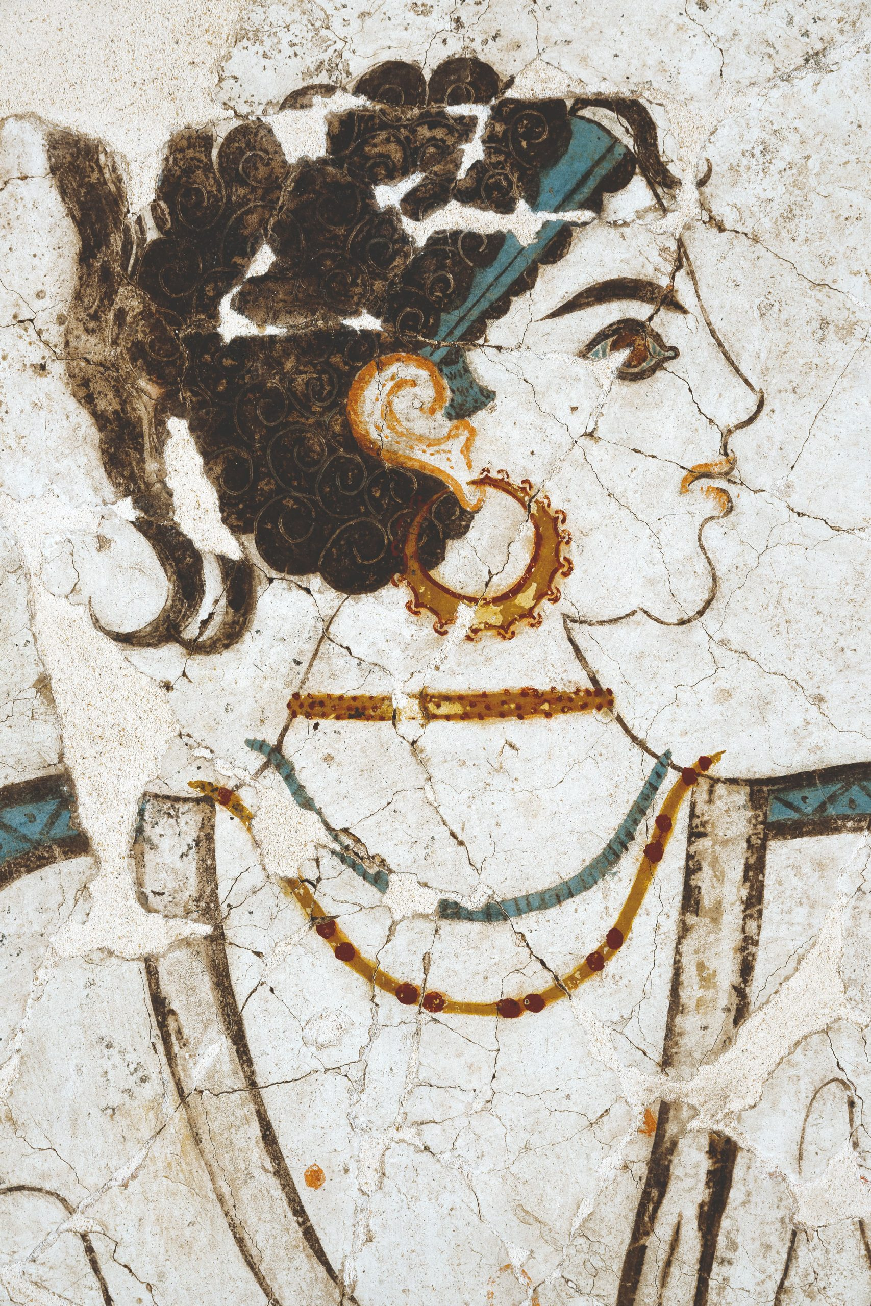 Θηραϊκές τοιχογραφίες – Ο θησαυρός του Προϊστορικού Αιγαίου