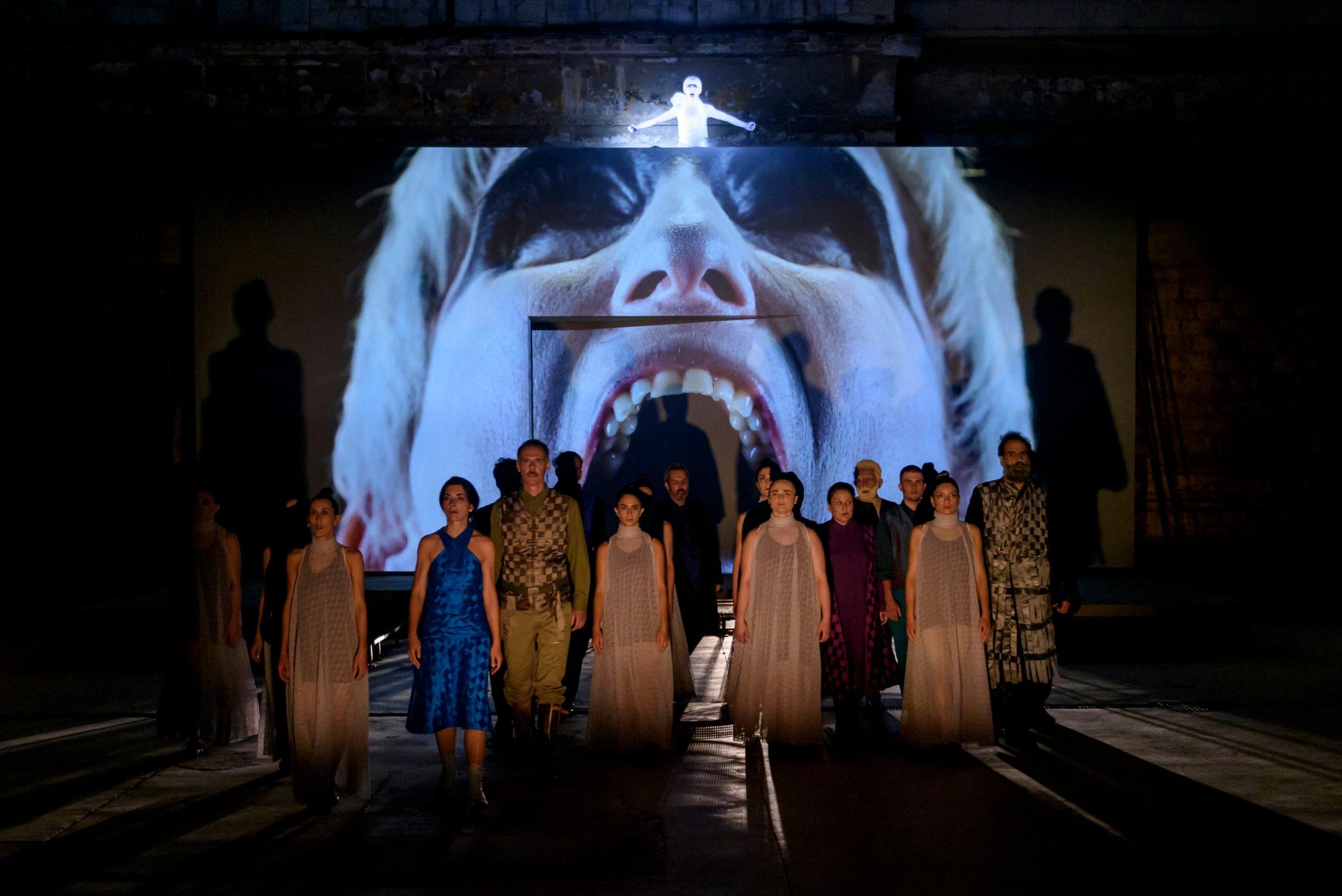 «Φοίνισσες» του Εθνικού Θεάτρου - περιοδεία