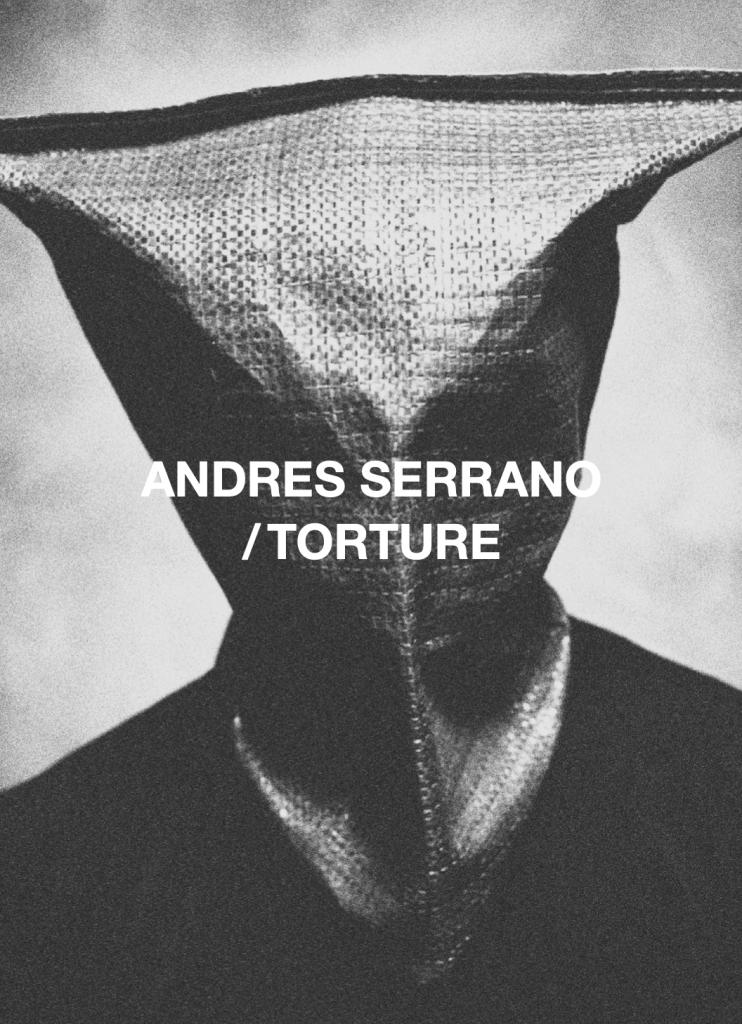 ατομική έκθεση Andres Serrano - βίντεο-εγκατάσταση John Akomfrah