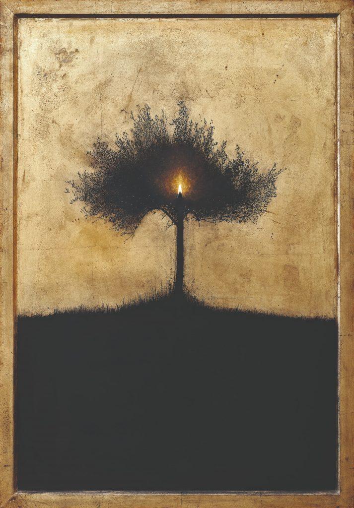 Χρήστος Μποκόρος. 'Μνήμον Φως
