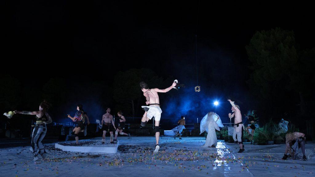 «Ιχνευταί» σε σκηνοθεσία Μιχαήλ Μαρμαρινού