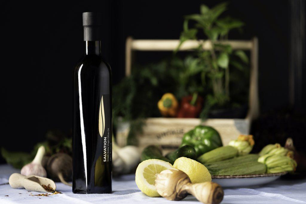 Salvation Olive Oil