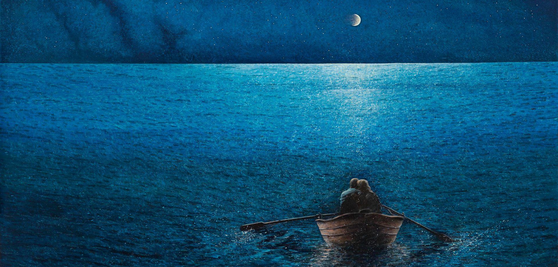 «Γεωγραφία της Νύχτας» στην Evripides Art Gallery